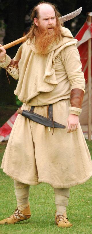 Making Basic Viking Age Men S Clothing